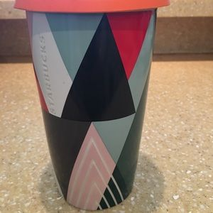 Starbucks Modern tree tumbler